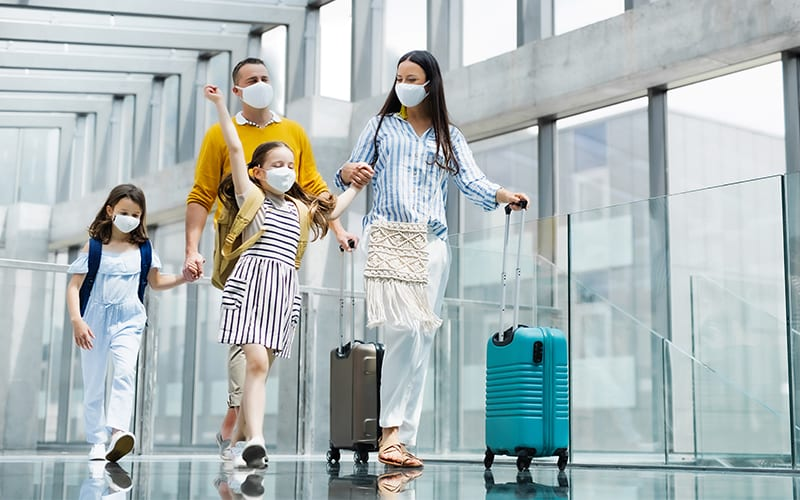 Travelling with your family and staying safe